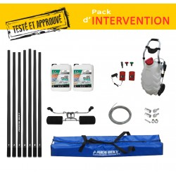 PACK D'INTERVENTION - 1000 M²