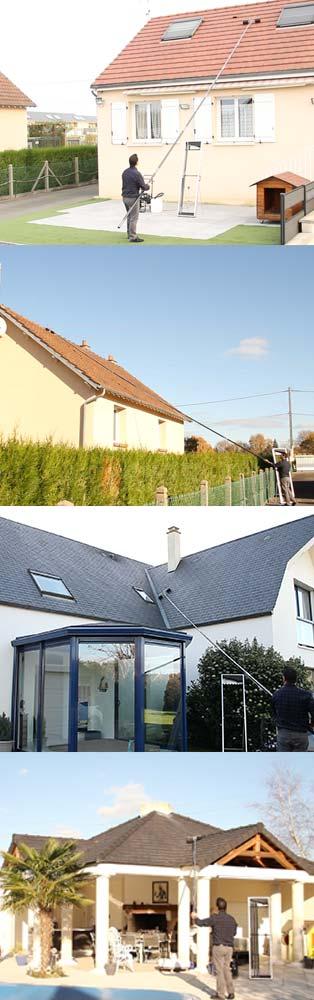 traitement mousse toiture great traitement anti mousse toiture ardoise vitry sur seine bebe. Black Bedroom Furniture Sets. Home Design Ideas